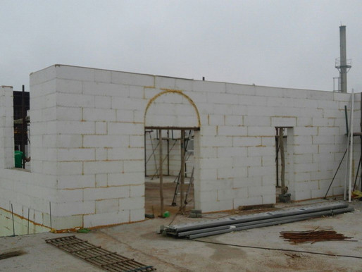 Concrete evidence: Strength of Insulated Concrete Formwork (ICF) Buildings