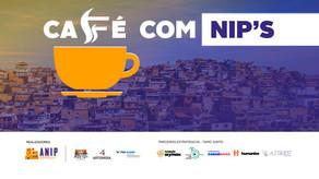 3º Café com NIPs