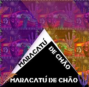 Capa Maracatú de Chão
