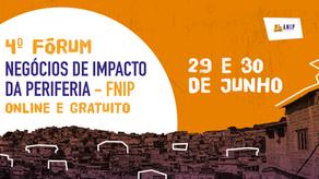 Fórum de Negócios de Impacto da Periferia debate protagonismo dos empreendedores periféricos