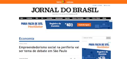 Jornal do Brasil - UOL