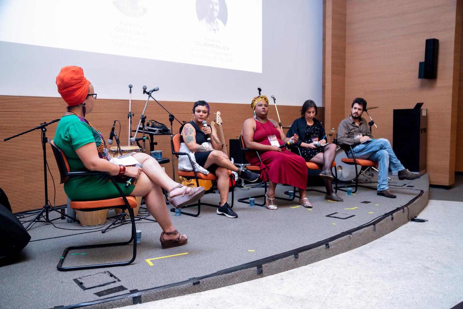 Negócios de impacto da periferia Criando Pontes 2019