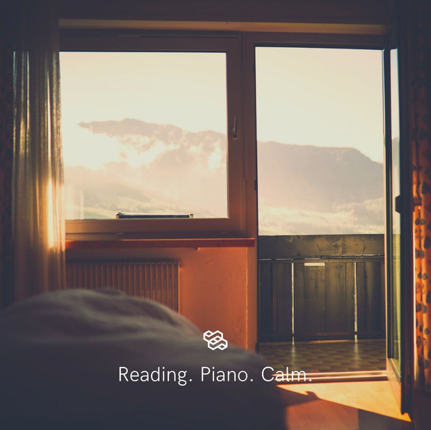 Reading. Piano. Calm..jpg
