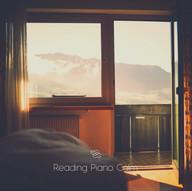 Reading. Piano. Calm.
