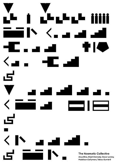 Sonic Performance Glyphic Script