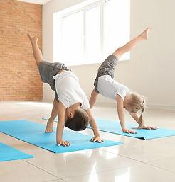 cours de yoga enfant chambery