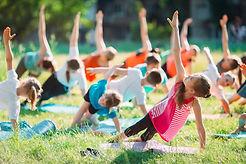 cours yoga enfant savoie