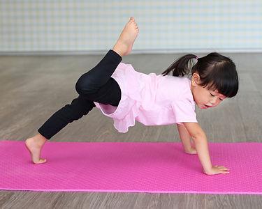 yoga enfant chambery