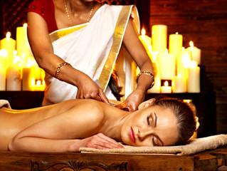 Abhyanga Massage chambéry
