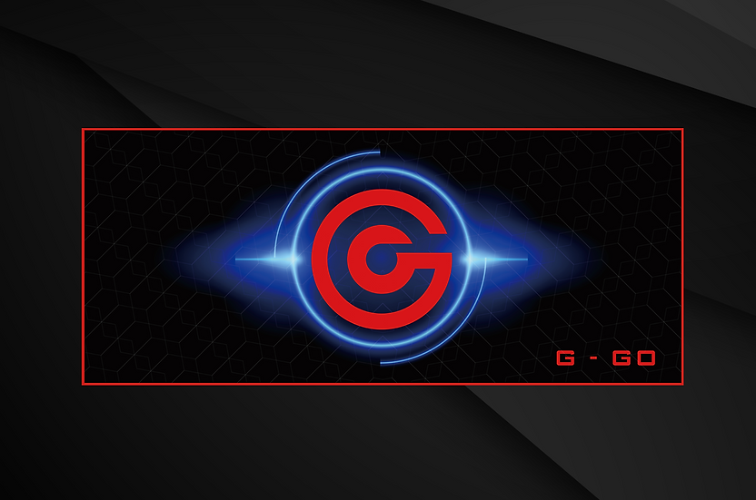 G-Go Gaming Mouse Pad