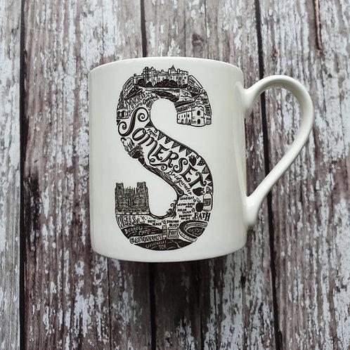 'Somerset' mug - LucyLovesThis