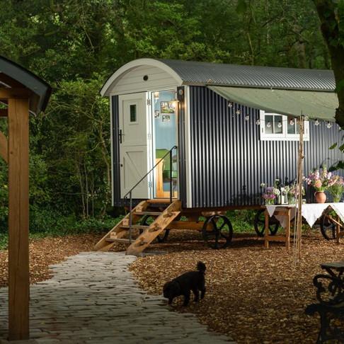 Blackdown Shepherd Huts – Ilminster