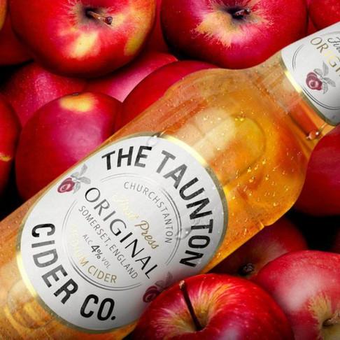 The Taunton Cider Company – Taunton