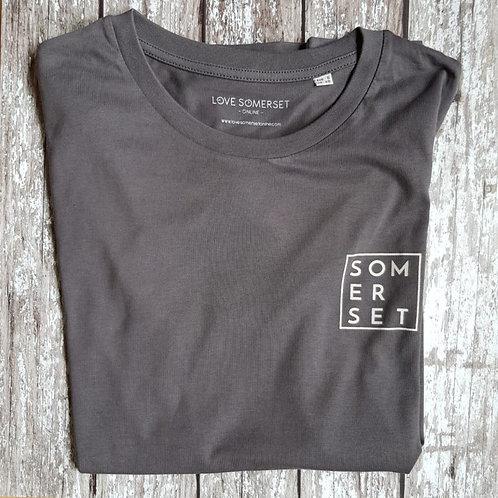 'Somerset' unisex t-shirt