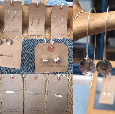Katie Attwell Jewellery – Burtle