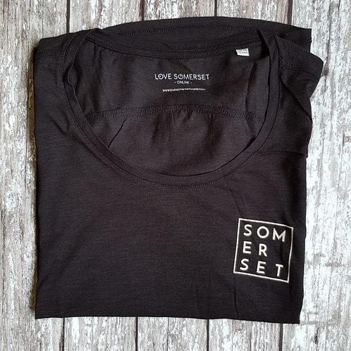 'Somerset' womens' t-shirt