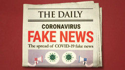 ISN'T FAKE NEWS MORE DANGEROUS THAN COVID-19 VIRUS ITSELF?
