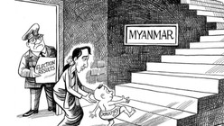 DEMOCRACY IN ABSOLUTE TERMS STILL A DREAM IN MYANMAR?