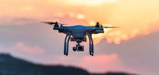 DRONES: THE FLYING CAMERAS