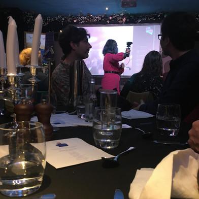 Final Cut, an Interactive Dining Experience by YelloBrick & WMC