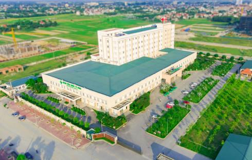 Hoan My Vinh International hospital