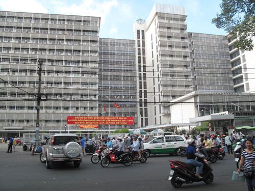 Cho Ray General hospital