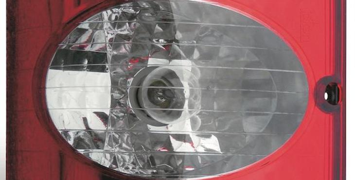 Fanale posteriore modulare retromarcia 12V
