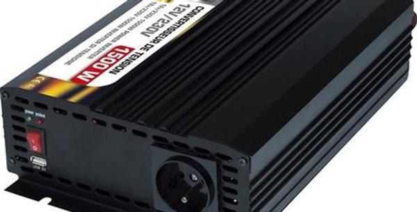 Inverter onda quadra modificata 12v/230v 1500w vechline