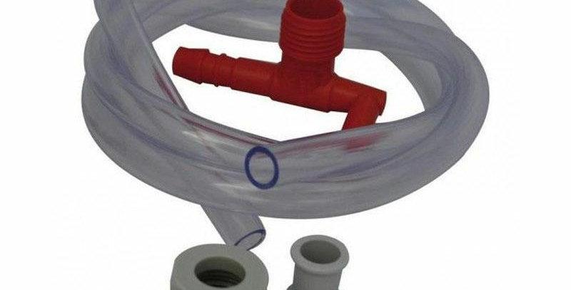 raccordo boiler TRUMA con attacco portagomma
