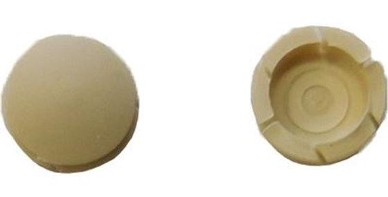 Tappo coprivite beige Seitz 12 pezzi