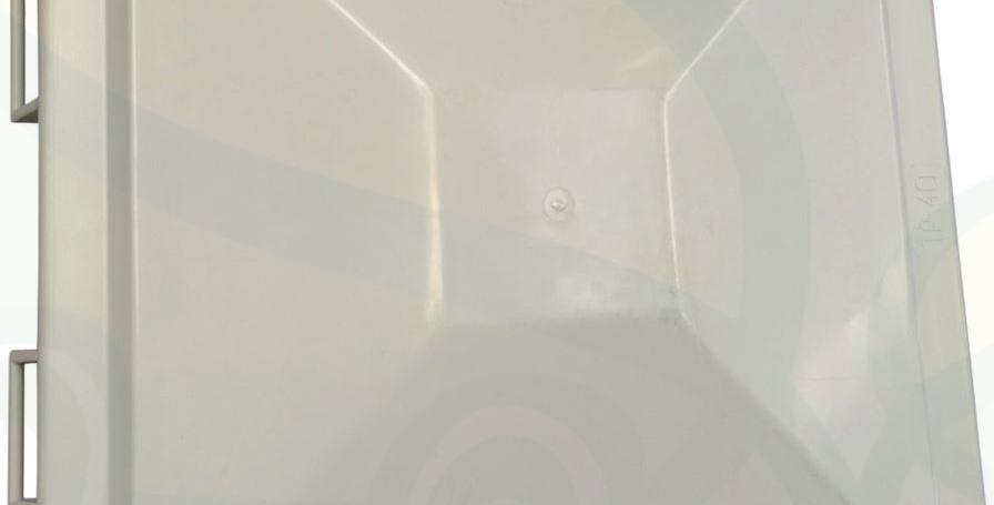 Cupola di ricambio TF 40x40