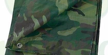 Telo camo trap militare 3x4 mt