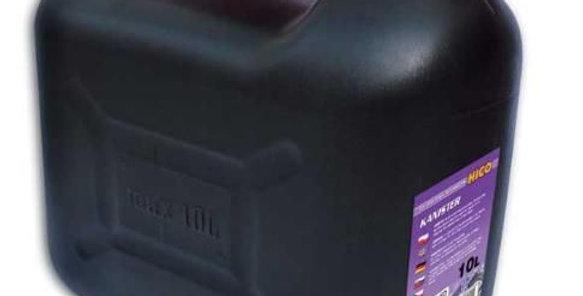 Tanica per carburante 10 l nera