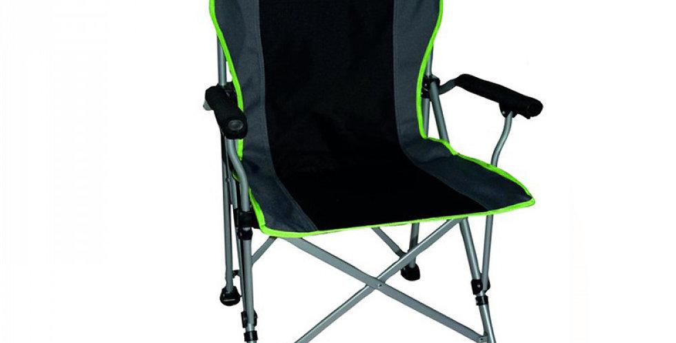Sedia ombrello verde/grigia