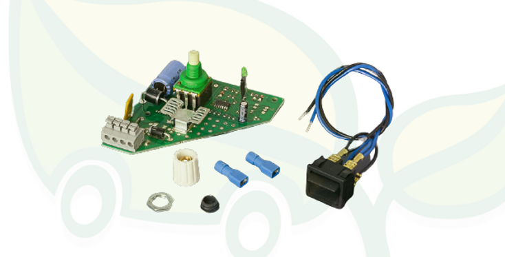 Kit scheda Turbovent P3