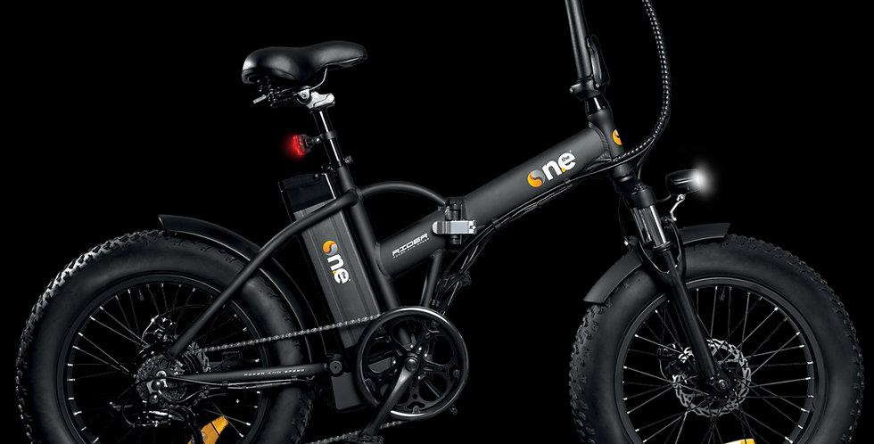 Icone The One Rider bicicletta con pedalata assistita