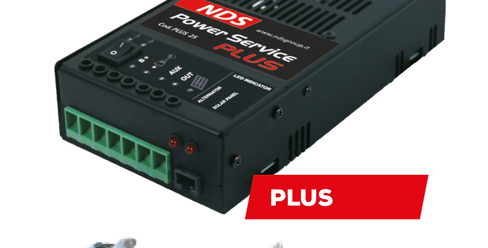 Power service plus NDS 40A