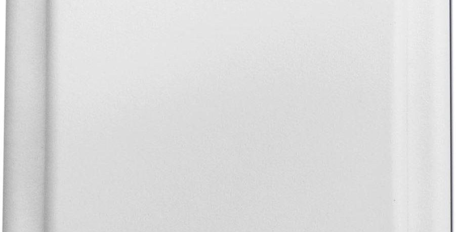 Presa 230v bianca con coperchio + sicurezza