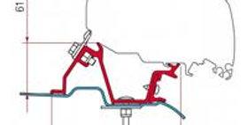 Staffe kit sprinter H2 dal 2006/VW crafter H2 2006/2012