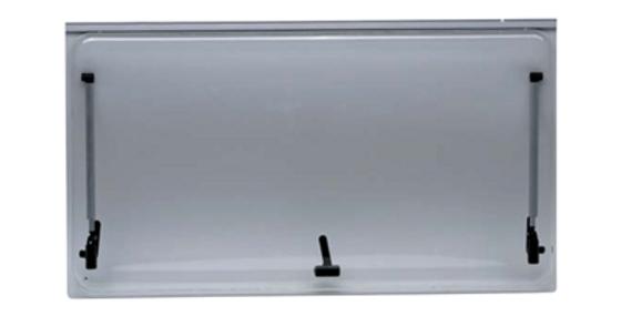 Vetro ricambio Seitz 700x600 grigio