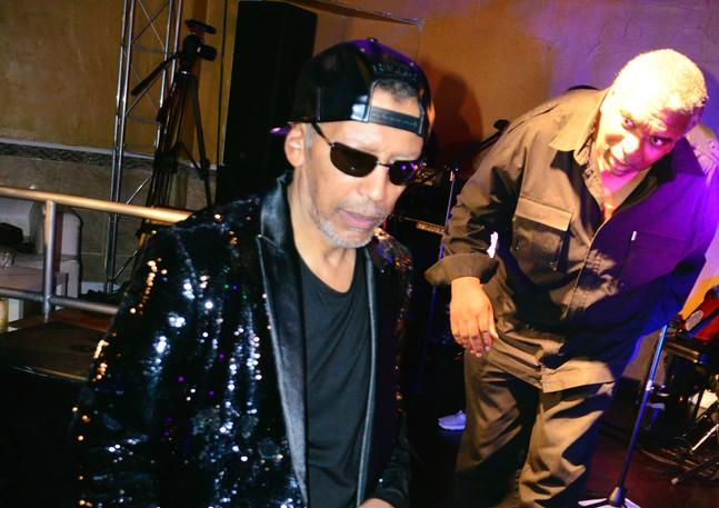 Tony and Randy