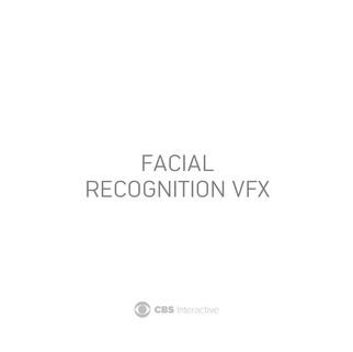 Facial Recognition VFX