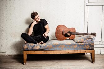 Darf ich vorstellen  – ROMAN SCHWENDT – Musiker mit Leib & Seele