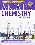 MCAT Chemistry 10th edition