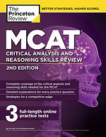 MCAT Critical Analysis and Reasoning Skills Review 2nd edition