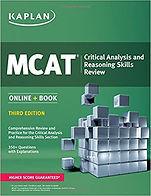 MCAT Critical Analysis and Reasoning Skills Review Third Edition