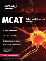 MCAT Behavioural Sciences Review Second Edition