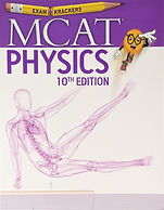 MCAT  Physics 10th edition