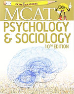 MCAT Psychology and Sociology 10th edition