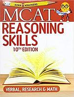 MCAT Reasoning Skills 10th edition